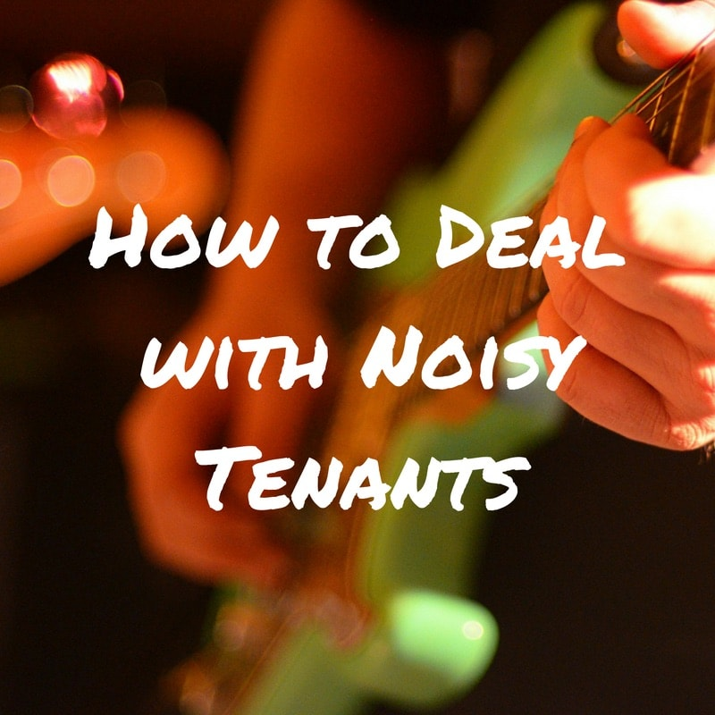 How To Deal With Noisy Tenants Hands On Tap