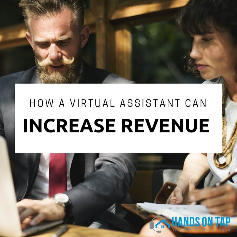 How A Virtual Assistant Can Increase Your Company's Revenue